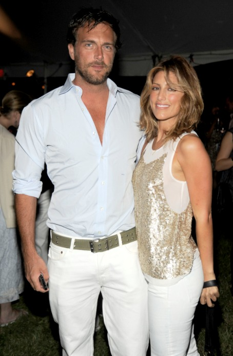 Miguel Fabregas and Jennifer Esposito