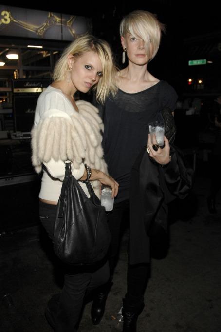 Becka Diamond and Kate Lanphear
